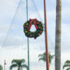 Custom ornamented Wreath