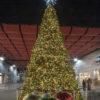 Green Gold Red Giant Fiberglass Ornaments