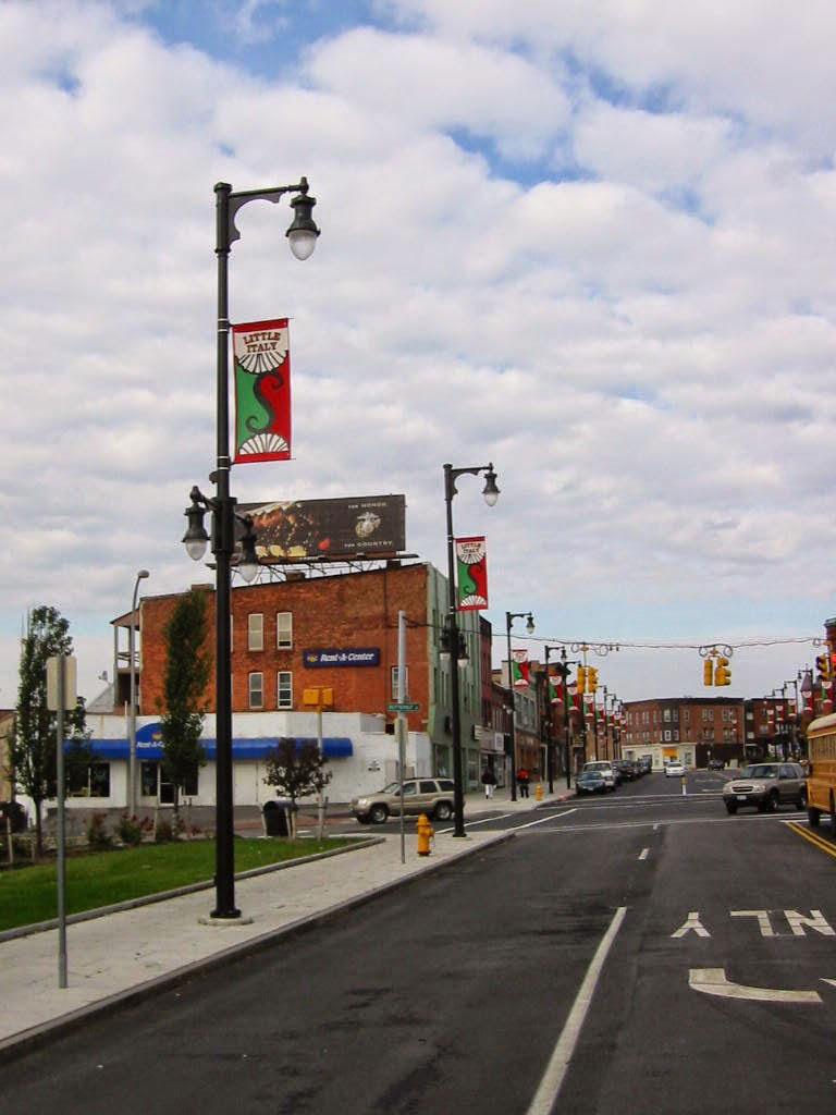 Little Italy, Syracuse, New York