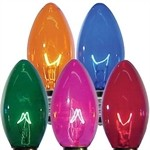 C7 & C9 Incandescent Bulbs
