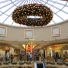 16' Giant Christmas Wreath