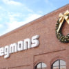 Giant Commercial Christmas Wreath