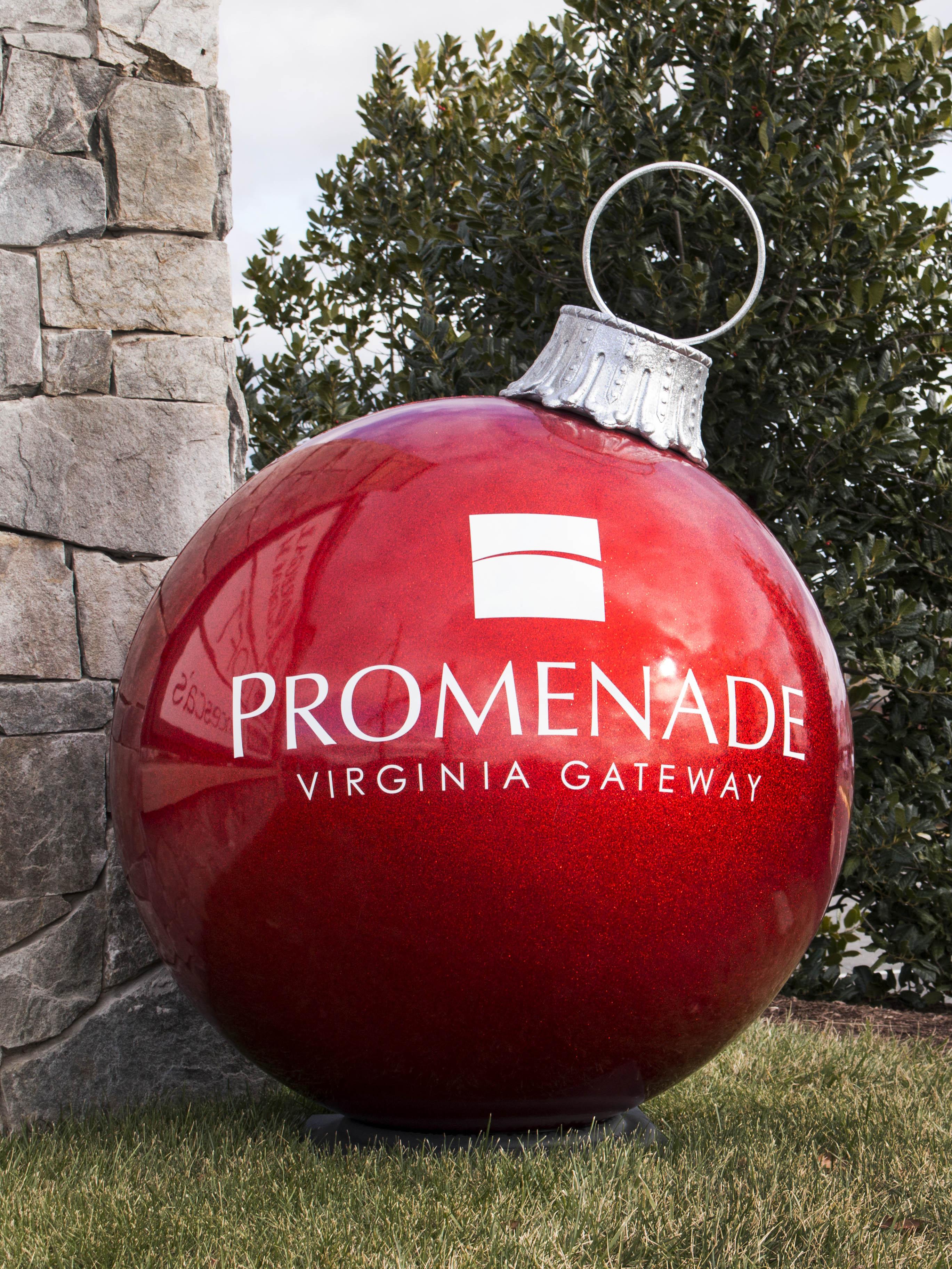 Fiberglass Giant Ornaments