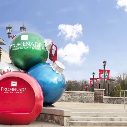 Custom Giant Ornaments