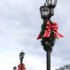 Custom Light Pole Christmas Decoration
