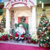 Mall Santa Decorations
